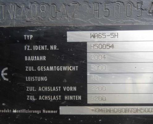 Baumaschinen Falkinger Putzleinsdorf