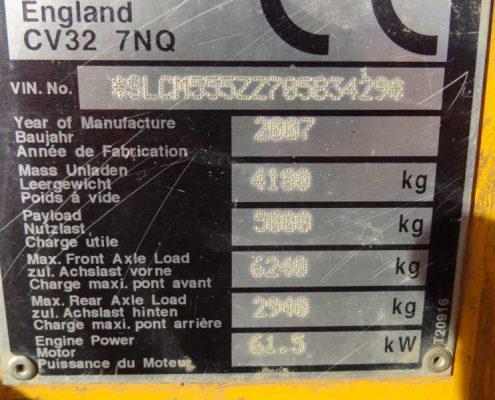 Baumaschinen Falkinger Linz