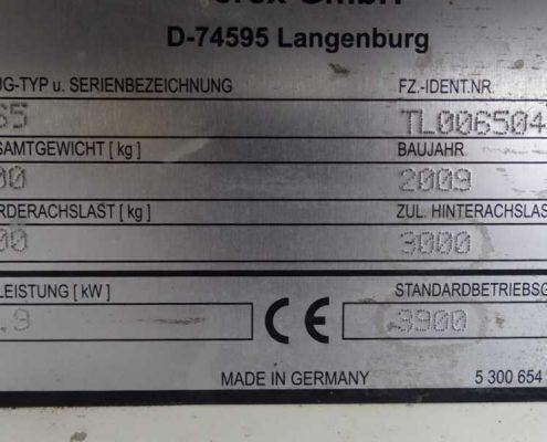 Baumaschinen Falkinger Vermietung