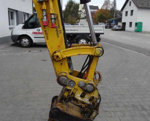 Vermietung Baumaschinen Falkinger